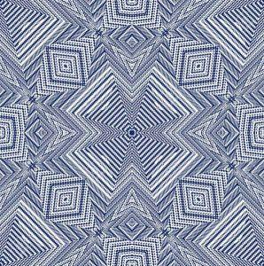 Textilmuster Mexiko, Muster, Ornament