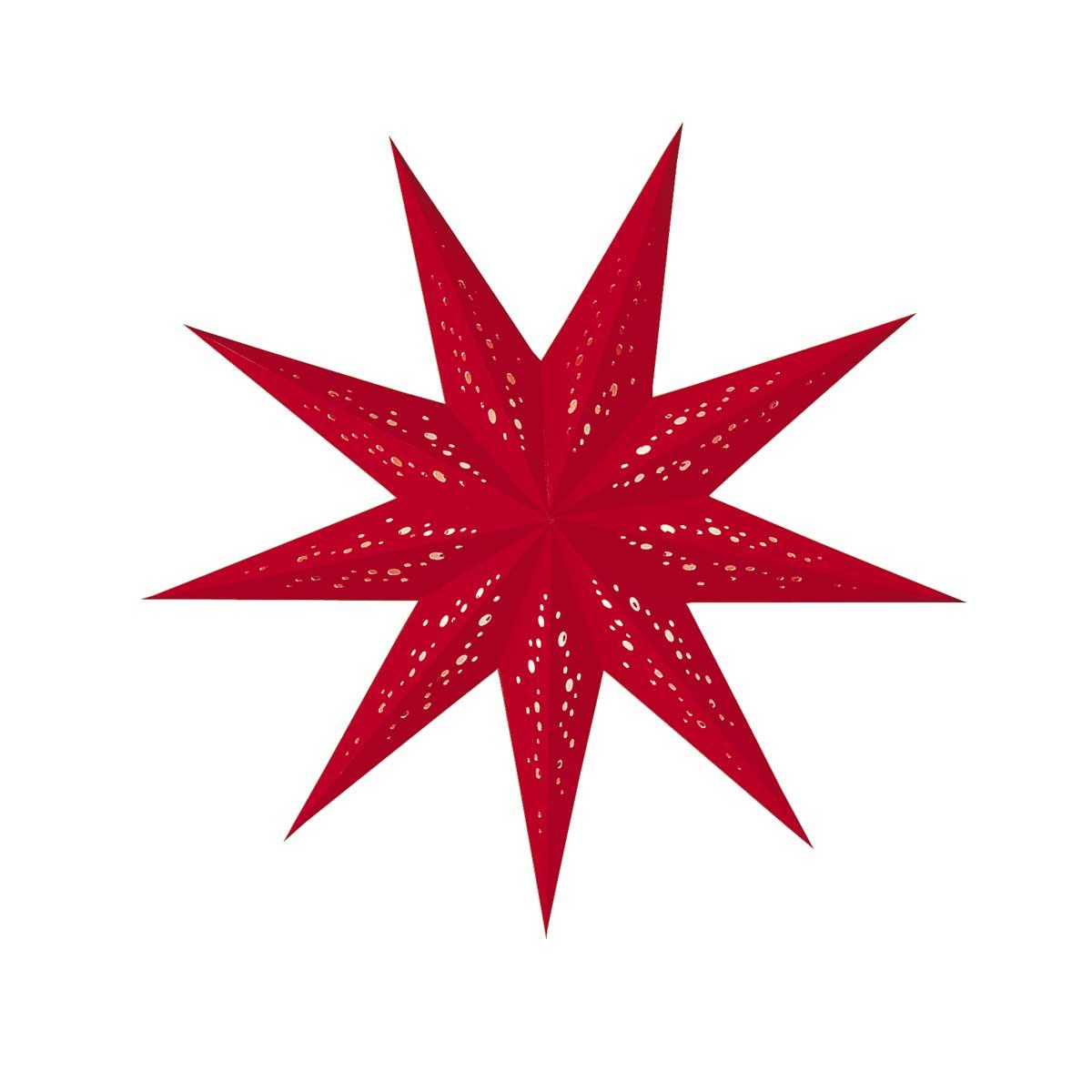 Stern Lampen aus Indien