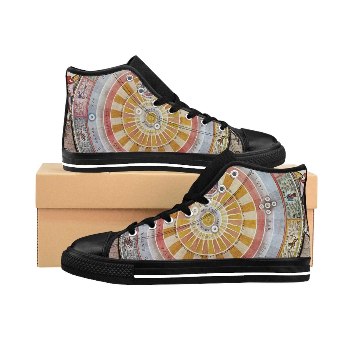 Planisphere Copernica Männer Sneakers