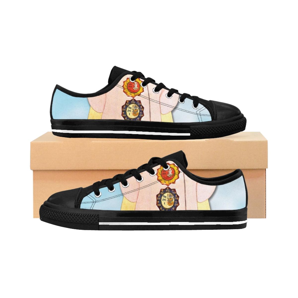 Chakren Frauen Sneakers