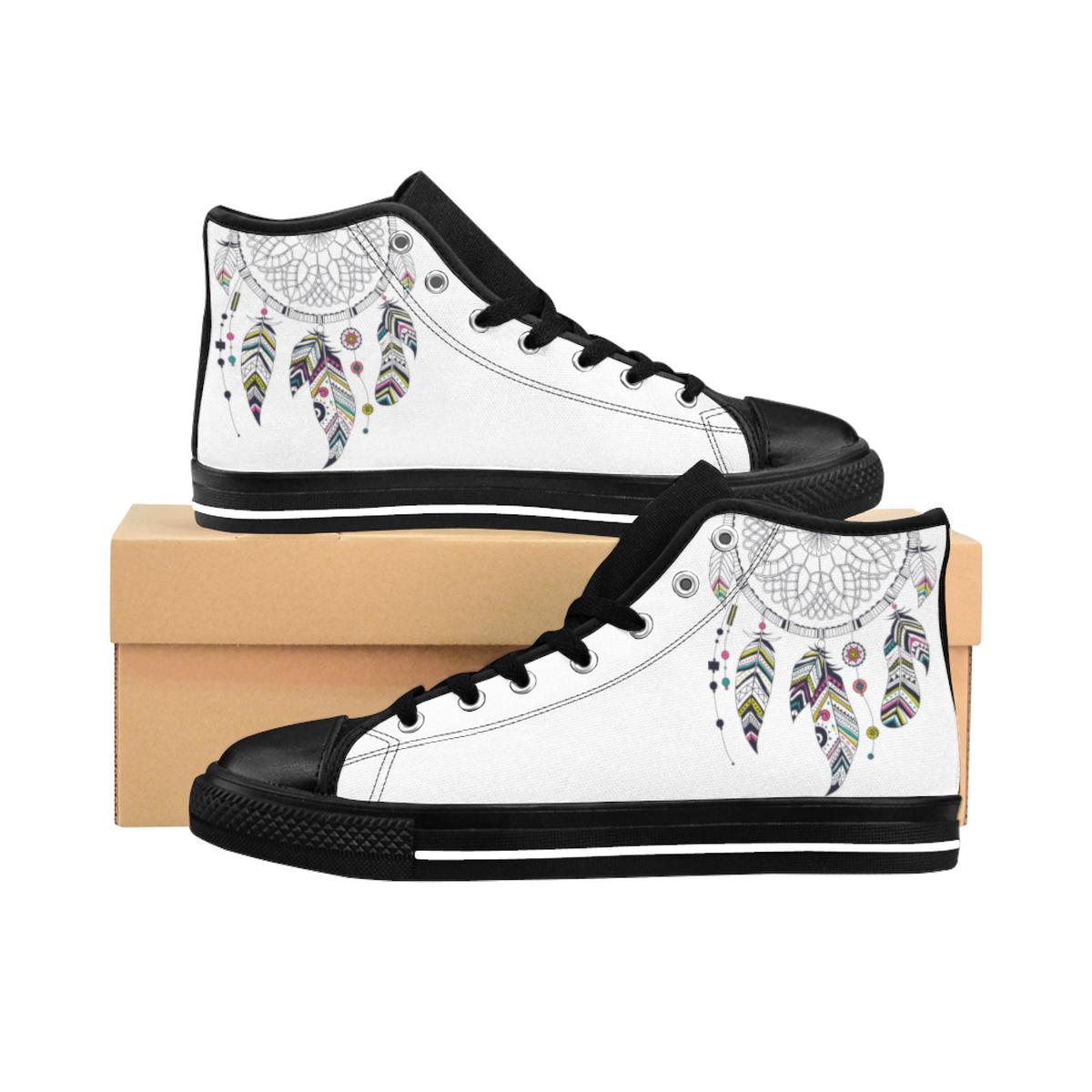 Traumfänger Frauen High-top Sneakers