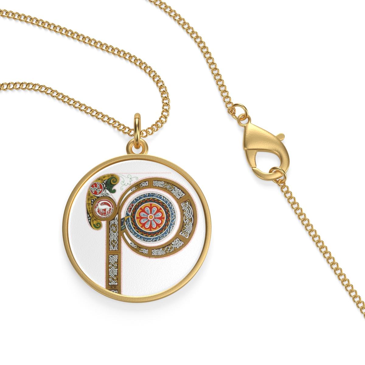 Celtic Ornament Halskette