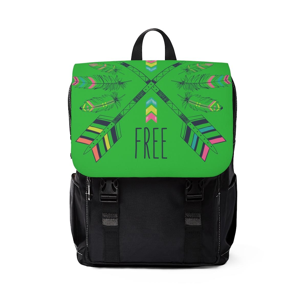 Pfeil und Feder Rucksack, Tasche, Laptoptasche