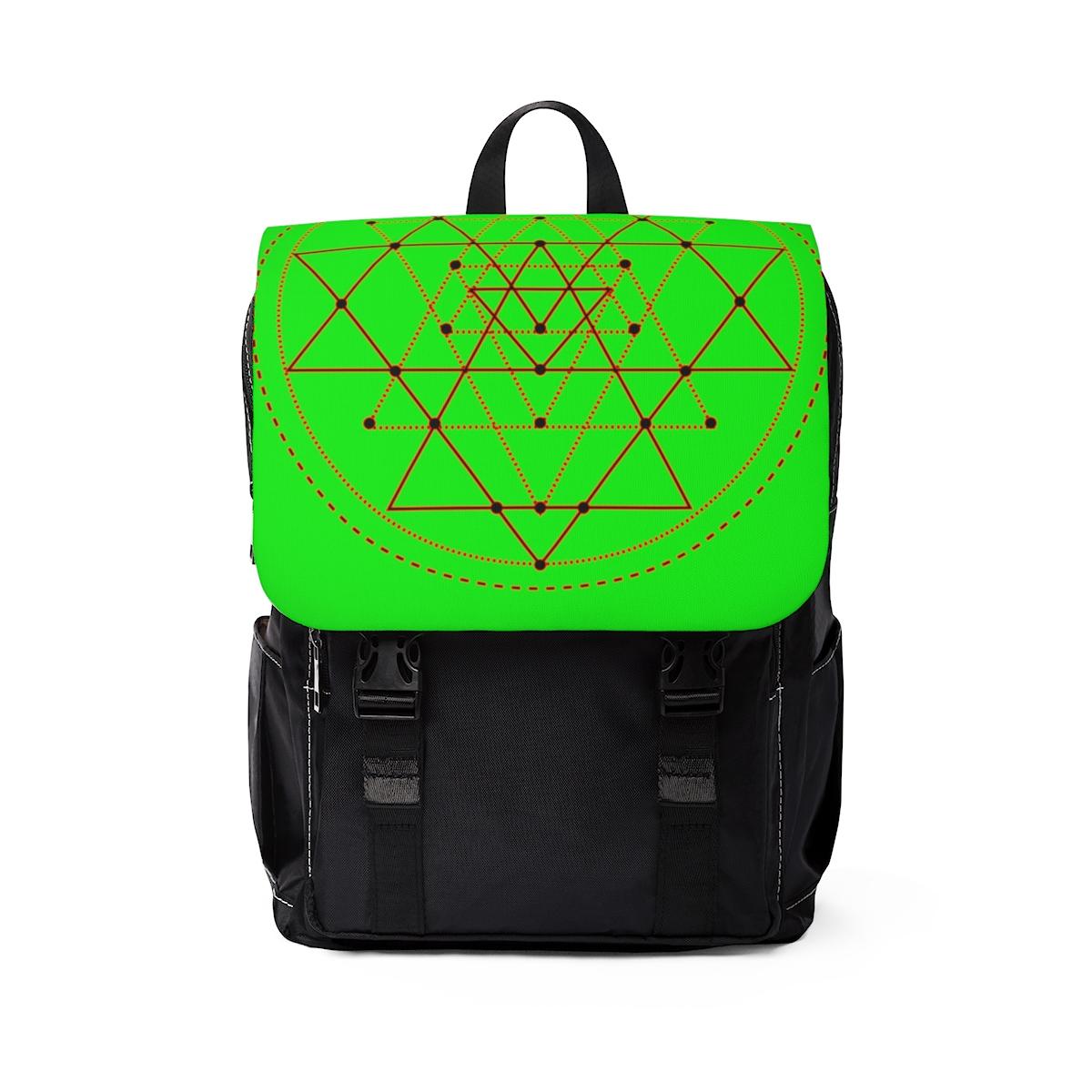 Sri Yantra Rucksack, Tasche, Laptoptasche