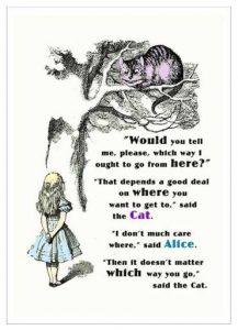 Die Cheshire Cat, Katze