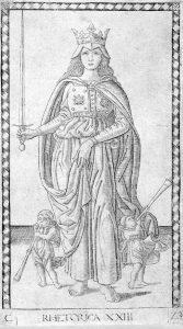 Rhetorik Mantegna Tarocchi