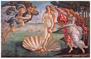 Die Geburt der Venus