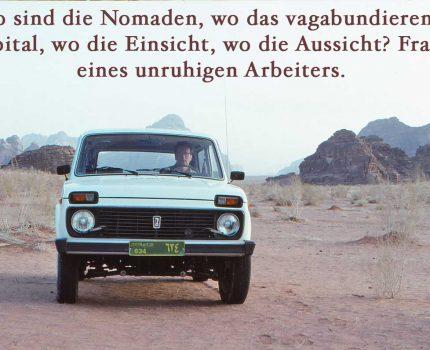Nomaden und vagabundierendes Kapital